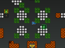 Танчики Battle City HTML5